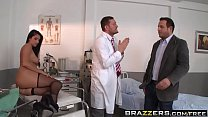 Brazzers - Doctor Adventures -  Milgrams Experiment scene starring Melissa Ria and Yanick Shaft pornhub video