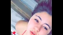 lia marie johnson hot snap at pool