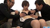 Office threesome along Akina Hara - 9Club.Top