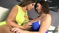 Busty Babes Sara Jay and Richelle Ryan in Hot Girl Girl!