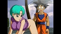 Dragon Ball Z - Goku fucking Bulma/ Goku forem ... thumb