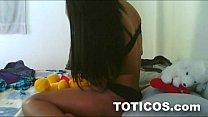 Toticos.com Dominican Porn - Sugely 18Yo Black Latina Teen Fuck Pt 1