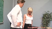 Nelly Taylor Transsexual Maid Service Ass Worship and Anal Fucking Nelly Taylor