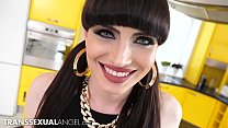 Natalie Mars Face Fucked With Pigtails Before F