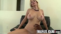 Blonde milf (Charlee Chase) wants that big black dick - MOFOS pornhub video