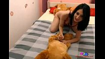 Girl Gives Her Dog Blow Job - Chattercams.net porn image