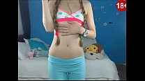 Horny Teen front WebCam #1