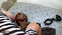 5554 Black African miitary girl fucked in the ass by her prisonner preview