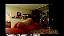 Spycam Captures Amateur Nympho!