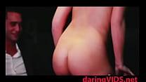 Cute Blonde Threesome Fuck