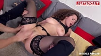 BITCHES ABROAD   #Sofia Curly #Lutro   Big Ass