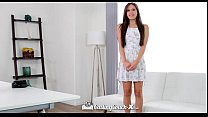 CastingCouch-X - Lucy Doll gets fucked by casti...