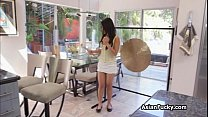 Tight Asian filled with BBC Preview