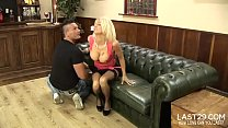 tia layne moans in pleasure while getting screwed on the couch