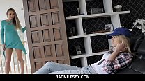 Hot teen gets fucked by stepmom   Athena Faris,...