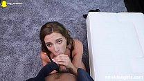Thickie Getting  A Pounding During Her Audition Vorschaubild