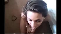 Hot Arab Brunette Amazing Blowjob - FreeVipPorn.com