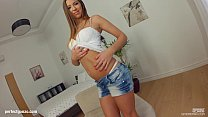 Givemepink European beauty makes herself cum with a magic wand tumblr xxx video