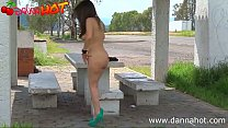 7898 LA PUTA DESCARADA DANNA HOT DESNUDA EN LUGARES PUBLICOS preview