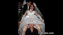 Exhibitionist Brides! video