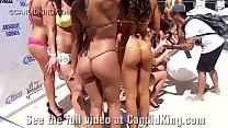 Bikini contest compilation with the hottest sexiest babes in the smallest bikinis!