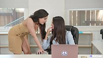 GIRLSWAY   Secret Relationship On The Workplace