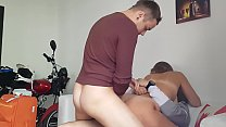 a neighbor came to visit and asked to fuck her in all holes pornhub video