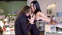 Busty Office Girl (audrey bitoni) Get Busy In Hardcore Sex Scene clip-06 preview image
