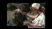 Hot Nurse Outdoor First Aid