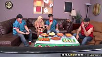 Baby Got Boobs -  Super Blow XXX scene starring Tasha Reign and Ramon Thumbnail
