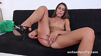 Jessica Bell Hot For Her Pussy Pump