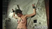 Pussy goes through sadomasochism treatment Thumbnail