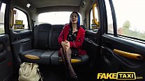Fake Taxi Petite British minx loves anal booty call with horny taxi driver's Thumb