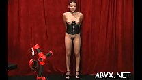 Amateur mature crazy bondage xxx scenes in obsc...