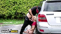 BANGBROS - Bruno Dickemz Smashes Kenzie Reeves's Tight Teen Pussy thumbnail