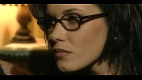 Jessica Gayle w ith glasses fucks as a real wh ks as a real whore