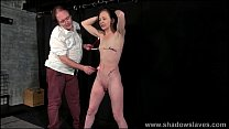 Candle wax bdsm and obedience slave training of mature submissive Preview
