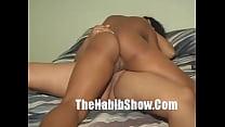 Dominican Lesbian GF fucked in the barrio porn thumbnail