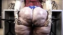 SSBBW huge ass Ebony's Thumb