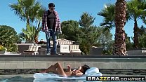 Brazzers - Sex pro adventures - (Lana Violet, Tommy Pistol) - Poolside Pussy