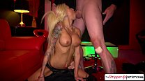 7706 The Stripper Experience - Sexy Rikki six let us watch taking two dicks at once! preview
