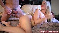 Pornstar Anikka Albrite fucked at posh party