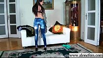 Using Lots Of Things To Get Orgams By Lonely Girl (liona) clip-15