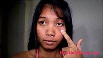 HD 19 week pregnant thai teen heher deep maid outfits deepthro creamthro - 9Club.Top
