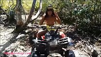 HD Thai teen heather goes atving in paradise an...