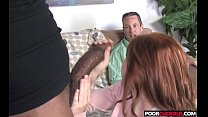 Sexy HotWife Violet Monroe Gets Fucked By BBC While Cuckold WatchingWatching thumbnail