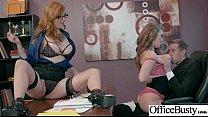 (Lauren Phillips & Lena Paul) Sexy Big Tits Off... thumb