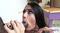 PervCity Wicked Katrina Jade Cums When Fucked By Big Black Cock Image