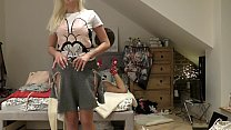 Leon`S Angels Try On Haul At Home - Rabbits cams thumbnail