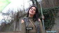 Public Agent Outdoor orgasms for Serbian beauty Vorschaubild